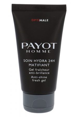 Payot Homme Optimale Anti-shine Fresh Gel Facial Gel 50ml (All Skin Types - For All Ages)