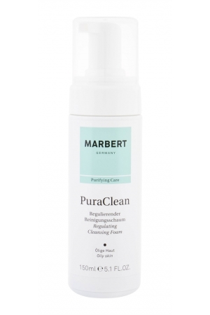 Marbert Purifying Care Pura Clean Cleansing Mousse 150ml Regulating Cleansing Foam (Oily)