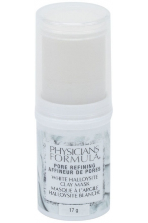 Physicians Formula White Halloysite Clay Mask Pore Refining Face Mask 17gr (For All Ages)