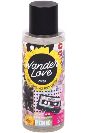 Pink Wander Love Body Spray 250ml