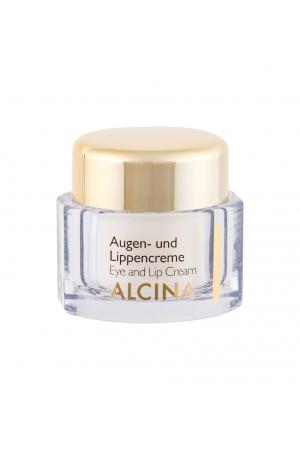 Alcina Eye And Lip Cream - Krem Na Oci A Rty 15ml