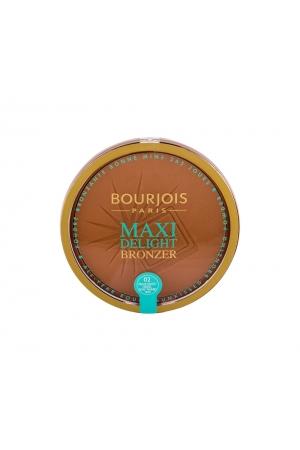 Bourjois Paris Maxi Delight Bronzer 18gr 02 Olive/tanned Skin