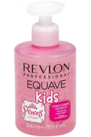 Revlon Professional Equave Kids Princess Look 2 in 1 Shampoo 300ml (All Hair Types)