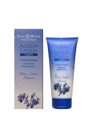 Frais Monde Acqua Sea Lemon And Mimosa Body Cream 200ml