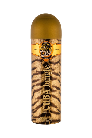 Cuba Tiger Deodorant 200ml (Deo Spray)