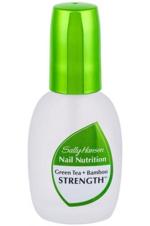 Sally Hansen Nail Nutrition Green Tea+Bamboo Nail Strengthener Nail Polish 13,3ml