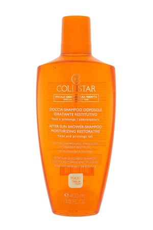 Collistar Moisturizing After Sun Shower-shampoo Shampoo 400ml (Sun Damaged Hair)