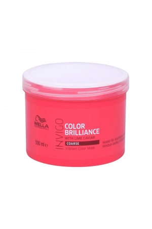 Wella Wpc Invigo Brilliance Coarse Hair Mask 500ml