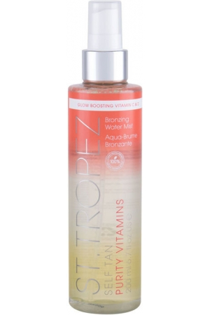 St.tropez Self Tan Purity Vitamins Bronzing Water Mist Self Tanning Product 200ml