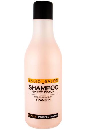 Stapiz Basic Salon Sweet Peach Shampoo 1000ml (All Hair Types)