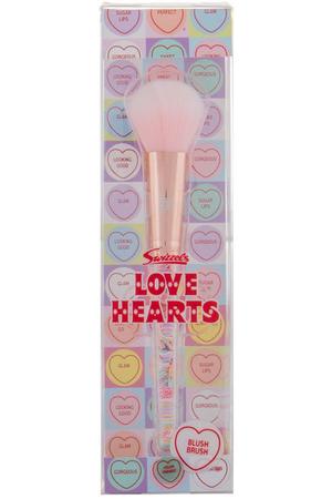 Swizzels Love Hearts Blush Brush Brush 1pc