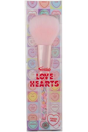 Swizzels Love Hearts Powder Brush Brush 1pc