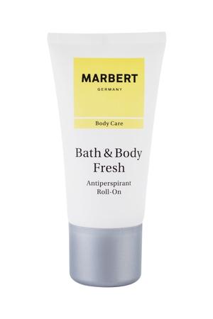 Marbert Body Care Bath Body Fresh Antiperspirant 50ml (Roll-on)