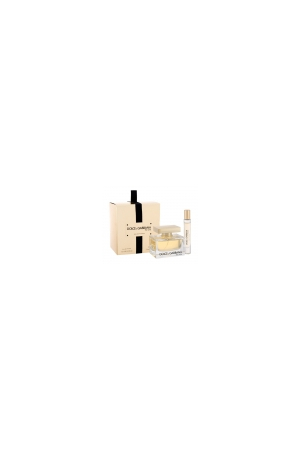 Dolce&gabbana The One Eau De Parfum 75ml Combo: Edp 75 Ml + Edp 7,4 Ml