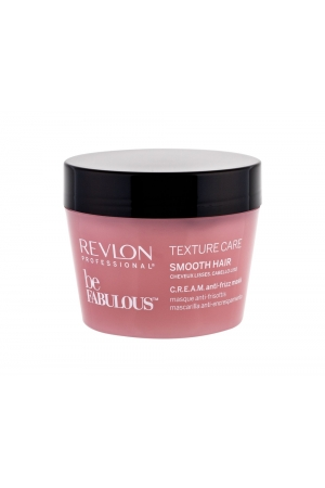 Revlon Professional Be Fabulous Texture Care Smooth Hair Hair Mask 200ml (Colored Hair - Unruly Hair)