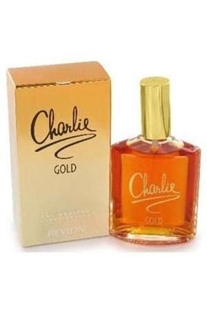 Revlon Charlie Gold Eau Fraiche 100ml Damaged Box