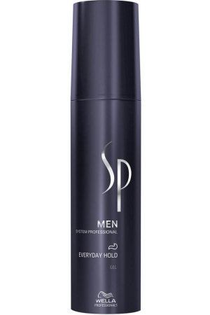 Wella SP Men Everyday Hold Gel 100ml (Strong Fixation)