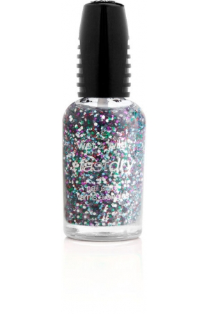 Wet N Wild Fast Dry Nail Polish Party Of Five Glitters 238C 13,5ml