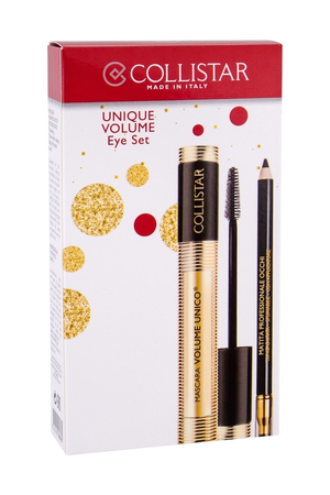 Collistar Volume Unico Mascara 13ml Intense Black Combo Mascara 13 Ml + Prefessional Eye Pencil 1,2 G Black