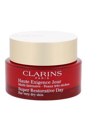 Clarins Super Restorative Day Cream 50ml (Dry - Very Dry - Wrinkles - Mature Skin)