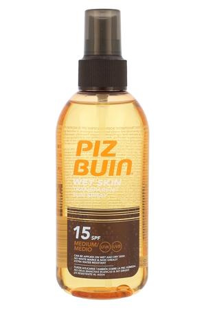 Piz Buin Wet Skin Sun Body Lotion 150ml Waterproof Spf15