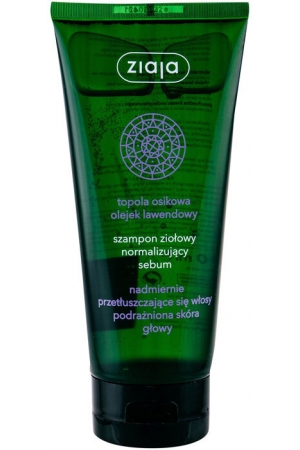 Ziaja Herbal Shampoo 200ml (Oily Hair)