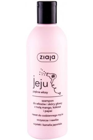 Ziaja Jeju Shampoo 300ml (All Hair Types)