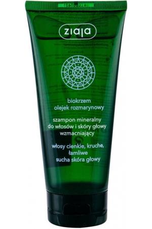 Ziaja Mineral Shampoo 200ml (Brittle Hair - Weak Hair)