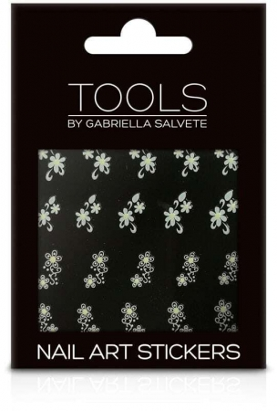 Gabriella Salvete TOOLS Nail Art Stickers Nail Care 06 1pc