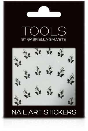 Gabriella Salvete TOOLS Nail Art Stickers Nail Care 08 1pc