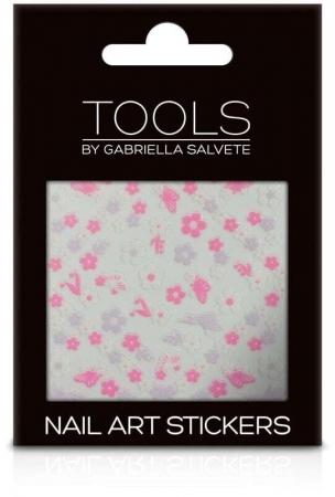 Gabriella Salvete TOOLS Nail Art Stickers Nail Care 10 1pc
