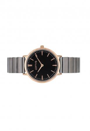 LOFTY'S Corona Grey Stainless Steel Bracelet Y2016-15