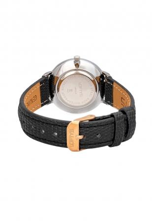 LOFTY'S Corona Black Leather Strap Y2016-17
