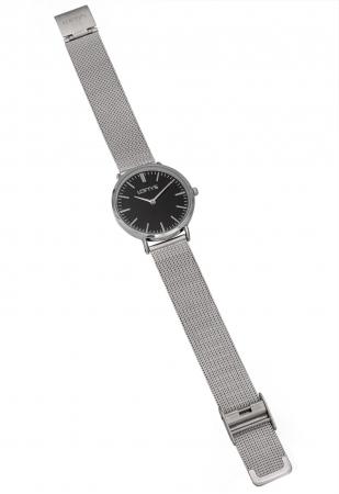 LOFTY'S Corona Silver Stainless Steel Bracelet Y2016-18