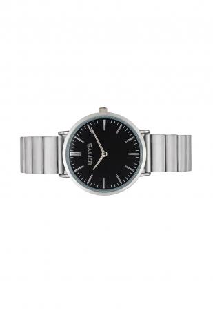 LOFTY'S Corona Silver Stainless Steel Bracelet Y2016-19