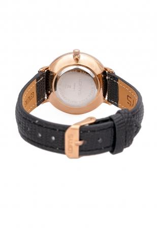 LOFTY'S Corona Black Leather Strap Y2016-1