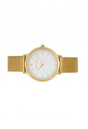 LOFTY'S Corona Gold Stainless Steel Bracelet Y2016-22