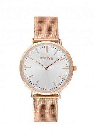 LOFTY'S Corona Rose Gold Stainless Steel Bracelet Y2016-3