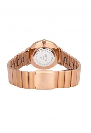 LOFTY'S Corona Rose Gold Stainless Steel Bracelet Y2016-5