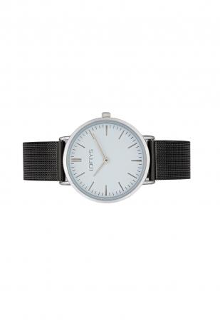 LOFTY'S Corona Black Stainless Steel Bracelet Y2016-8
