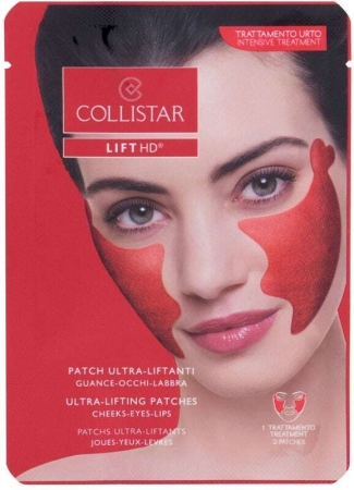 Collistar Lift HD Ultra-Lifting Patches Face Mask 5,2gr (Wrinkles)