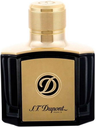 S.t. Dupont Be Exceptional Gold Eau de Parfum 50ml