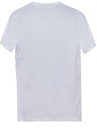 T-shirt Peace Love Laugh