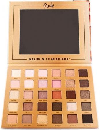 Rude Cosmetics Au Naturel Eye Shadow 30gr