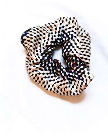 Scrunchie Μαλλιών Εμπριμέ