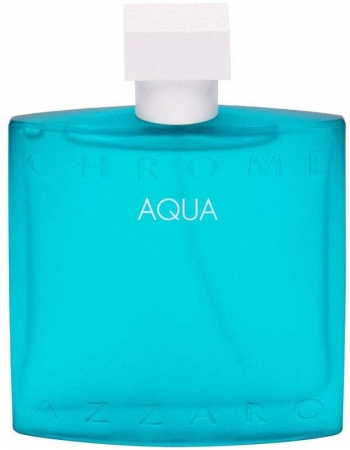 Azzaro Chrome Aqua Eau de Toilette 100ml