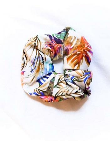 Scrunchie Μαλλιών Tropical