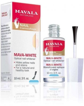 Mavala Nail Camouflage Mava-White Nail Care 10ml