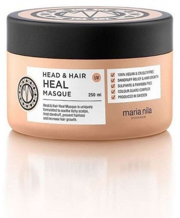 Maria Nila Head & Hair Heal Hair Mask 250ml (Sensitive Scalp - Dandruff)