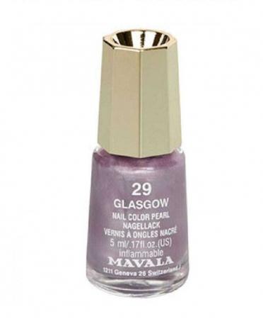 Mavala Mini Color Pearl Nail Polish 29 Glasgow 5ml
